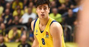 Maccabi'nin genç yıldızı İsrail ordusuna katıldı