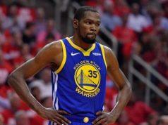 """""""Durant'in Warriors'tan ayrılış sebebi: Lebron James"""""""