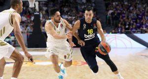 İspanyol devi Madrid'den Kostas Sloukas'a 3 yıllık teklif