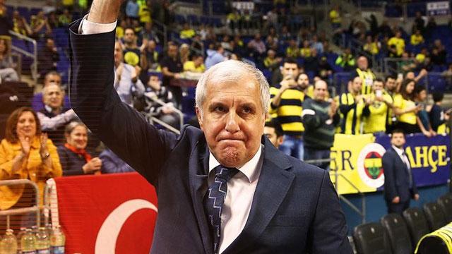 Rüya sona erdi: Zeljko Obradovic Fenerbahçe'den ayrıldı