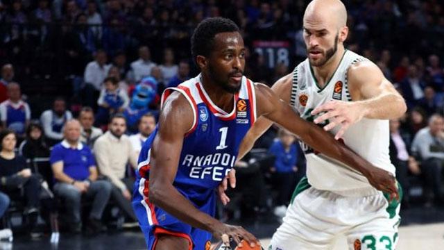 Anadolu Efes Beaubois ile 2 yıllık yeni sözleşme imzaladı
