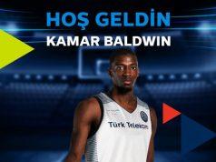 Türk Telekom NCAA'in yıldızı Kamar Baldwin'i kadrosuna kattı