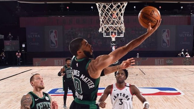 Boston Celtics ile Toronto Raptors