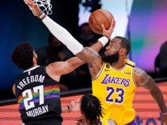 Los Angeles Lakers ile Denver Nuggets