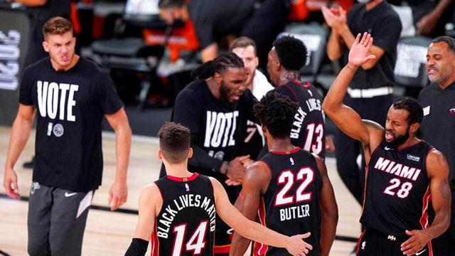 Miami Heat ile Boston Celtics