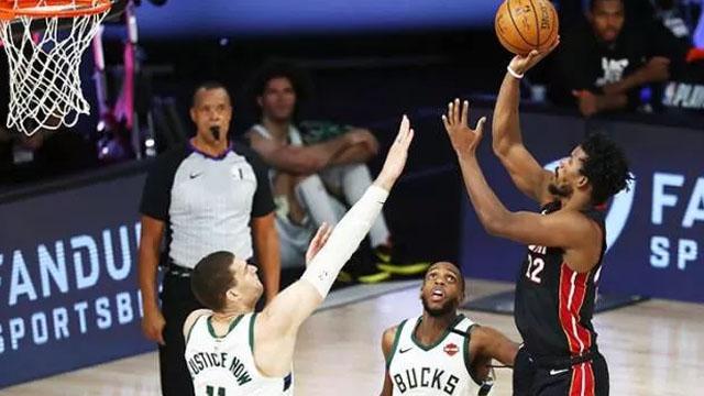 Miami Heat ile Milwaukee Bucks
