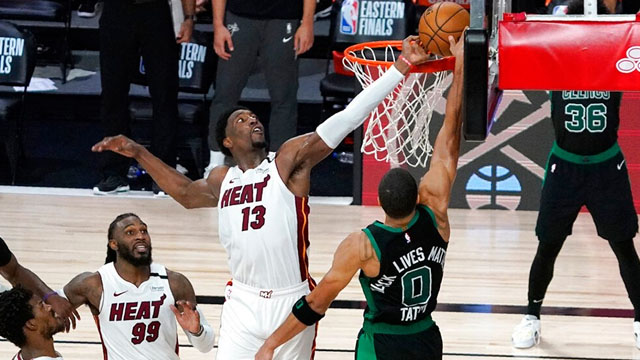 Miami Heat ve Boston Celtics