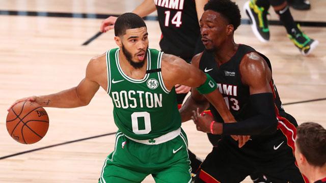 Miami Heat vs Boston Celtics-1