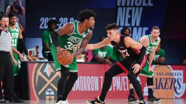 Miami Heat vs Boston Celtics-2