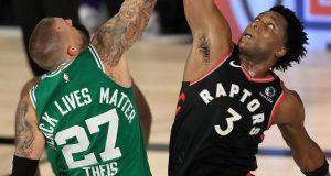 Toronto Raptors ile Boston Celtics