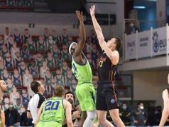 Dinamo Sassari vs Galatasaray