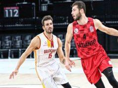 Galatasaray vs Gaziantep Basketbol