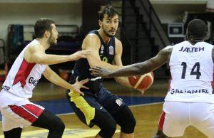 Gaziantep Basketbol vs Fenerbahçe Beko